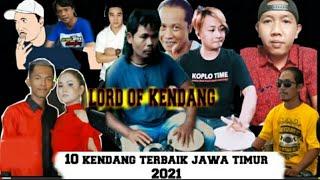 Update !!! 10 Kendang terbaik Jawa Timur 2021 - Indonesia