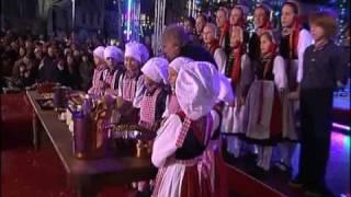 Lütt Finkwarder Speeldeel - In der Weihnachtsbäckerei 2011