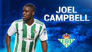 Joel Campbell Goals Assists Skills 2017 2018 Real Betis Youtube