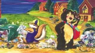 Spooner the Bear book trailer