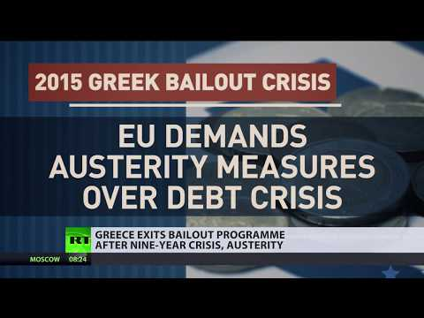 Greece Exits Bailout: 'World's economy wasn't ready to deal with debt'