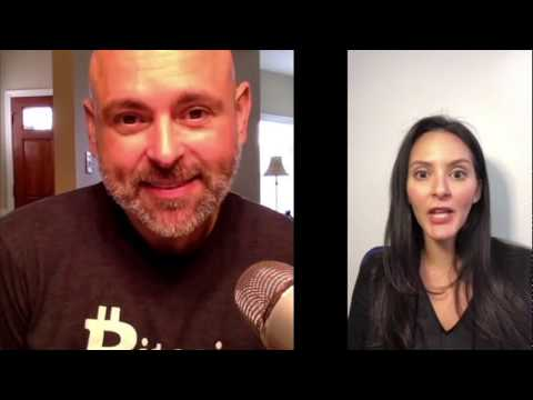 Fixing Health with Blockchain tech with Dr. Leah Houston