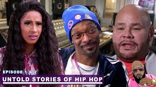 Untold Stories Of Hip Hop Season 1 Episode 1 and 2 (RECAP)