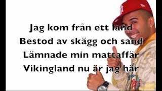 Sean Banan - Sean den förste banan with lyrics
