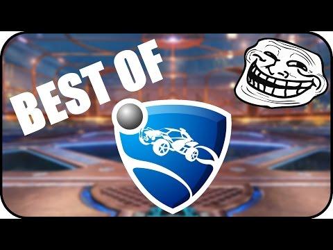 Rocket League BEST MOMENTS [GER] - DerOve