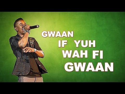 Shac- Gwaan If Yuh Wah Fi Gwaan (Official Lyric Video)