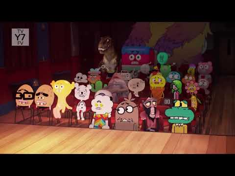 The Amazing World of Gumball - The BFF's and The Inquisition [Promo]