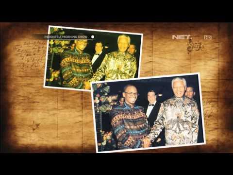 Today's History 31 Juli 2010 - Desainer Batik Iwan Tirta Meninggal Dunia -IMS
