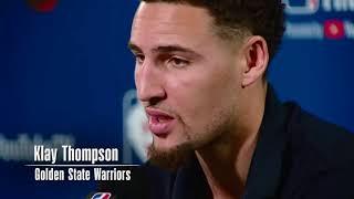 Мини фильм | Уорриорс победили Кливленд в 4 играх | NBA Финал 2018