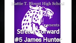 James Hunter Highlights vs. Baker High school 2018