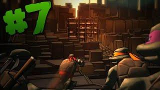 Черепашки Ниндзя (TMNT: The Video Game) - Прохождение: Часть 7