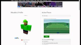 Top 5 Best Soccer Games - ROBLOX