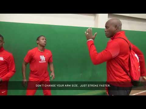 Workout Wednesday: Inside Houston Sprints' Pre-Race Routine