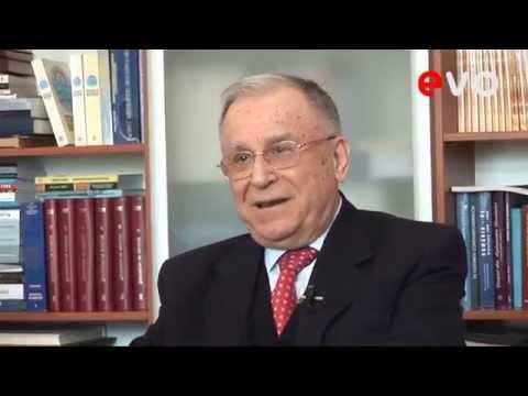 Interviu - Ion Iliescu (Ceausescu a fost unul dintre cei care m-au promovat)