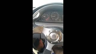 1992 honda civic eg hatch getting a drive to check pressure
