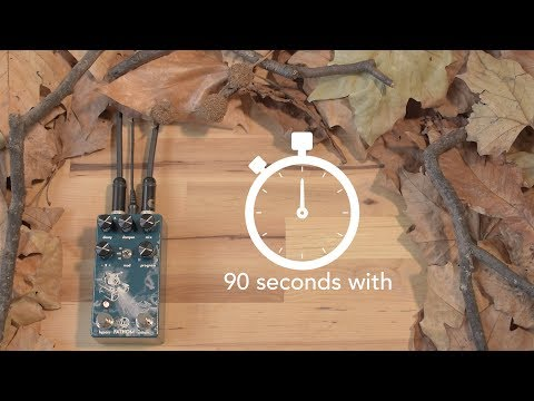 90 Seconds With Walrus Audio Fathom