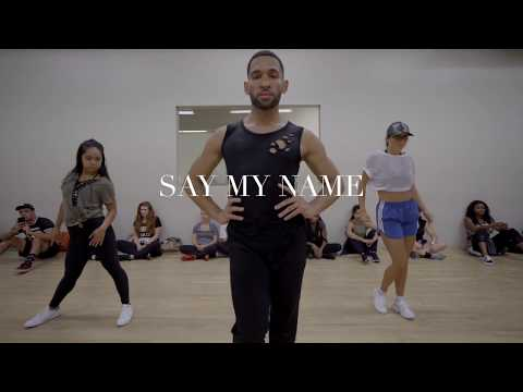 Say My Name - Live! | Beyoncé | Choreography By Dean Elex Bais