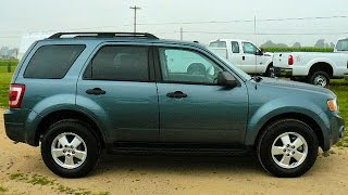 Cheap used cars trucks and vans for sale, 2012 Ford Escape XLT # N500410A