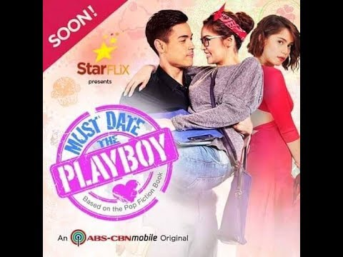 Download MUST DATE THE PLAYBOY Full movie Eng Sub | Kim Chiu , Xian Lim - RoRo