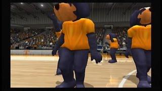 NCAA March Madness 2004 Mascot Game Georgia vs Tennessee