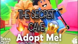 A caverna secreta em Adote-me! (FOUND)-Adote me/Roblox-ItzRedz_Playz