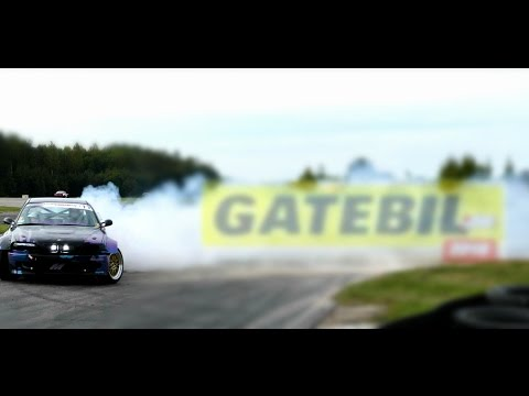 GATEBIL MANTORP 2016 - CARS, DRIFTING, BABES & PARTY