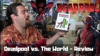 Deadpool vs. the World - Board Game Review