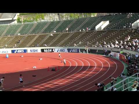 Men's 4×400m Final 日本 3.04.7...