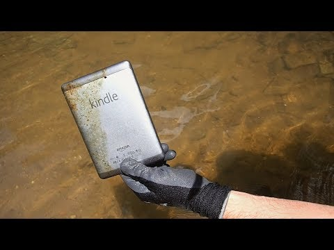 River Hunting - Found Purple Unicorn, Kindle Tablet and Free Drinks in the River! | Nugget Noggin from YouTube · Duration:  22 minutes 11 seconds