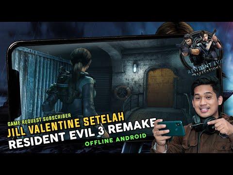 Ternyata Jill Setelah RE 3 Remake Juga Hadir Di ANDROID - Resident Evil Revelation | OFFLINE