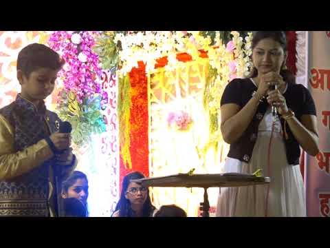 Ekti Ekti ghabarlis na vatlach hot aai | Piyush B Jadhav | Shree Musical Group ,Deola.l