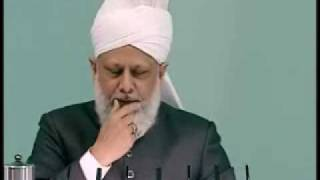 Friday Sermon: 30th April 2010 - Part 3 (Urdu)
