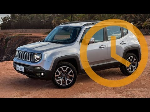 Nuevo Jeep Renegade 2019 en 5 minutos - YouTube