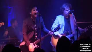 The Coverups- Ivy Room, Albany Ca. 3/6/18 Multicam Canon HFG40 Rode VPS Green Day