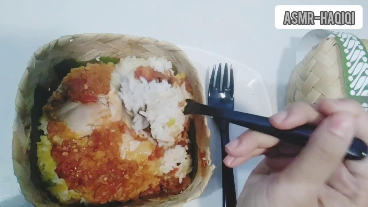 Asmr Nasi Ayam Ambyar Sambal Bawang Asmr Haqiqi Asmr Indonesia