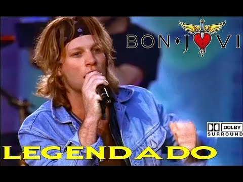 🔴 Always - Bon Jovi [LEGENDADO PT-BR] (Live in London 1995) [HQ AUDIO]