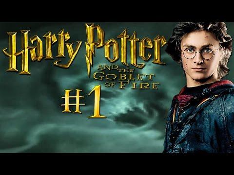 Гарри Поттер и Кубок Огня - Прохождение #1