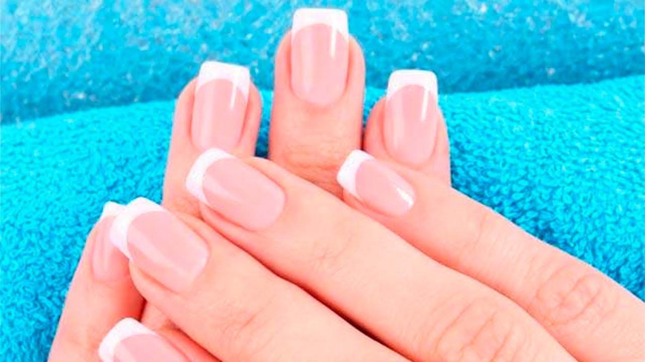 curso capacitação de manicure e pedicure unhas à francesinha