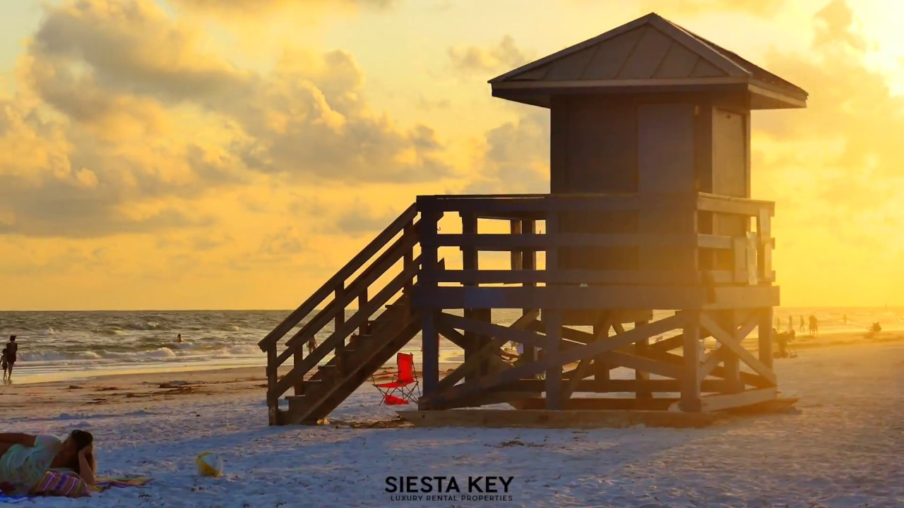 Tropical Breeze Resort On Siesta Key Youtube