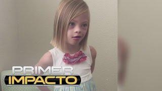 Te conmoverás con el mensaje que envió esta niña con síndrome de Down por redes sociales
