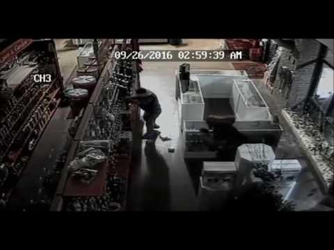 Evergreen AL Gun Theft 26 September 2016