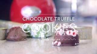 Velata December 2013 Recipe Of The Month— Chocolate Truffle Cookies