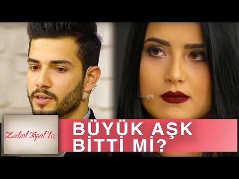 Zuhal Topal'la 158. Bölüm (HD) | Gözyaşları İçinde Stüdyoyu Terkeden Naz Ali için Geri Döndü mü?