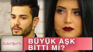 Zuhal Topal'la 158. Bölüm (HD)   Gözyaşları İçinde Stüdyoyu Terkeden Naz Ali için Geri Döndü mü?