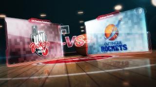 Fan-TV 16/17: Uni Baskets Paderborn vs. Oettinger Rockets