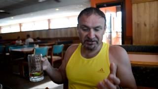 21. Жизнь в США - Мексиканский ресторанчик,  вкусная сальса на троих 45$