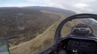 L-39 California Low level flight