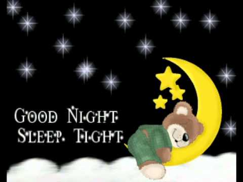 good night sleep tight youtube
