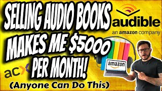How To Make Money Selling Audiobooks (Step By Step) screenshot 5
