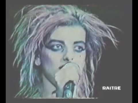 Nina Hagen Live - Dread Love - Paris 1980 mp3